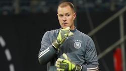 Ter Stegen wäre gern die Nummer 1 im Tor der deutschen Fußball-Nationalmannschaft