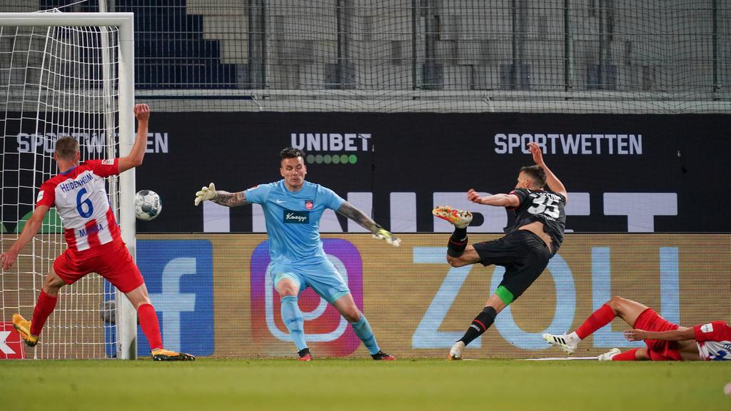 Werder Bremen hat den Abstieg im letzten Moment abgewendet