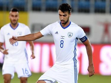 Eliel Peretz, hier im israelischen U21-Team, spielt ab Sommer beim WAC