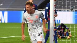 Ist weiter titelhungrig: Joshua Kimmich vom FC Bayern München