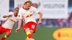 Emil Forsberg glaubt an die Qualität von RBLeipzig