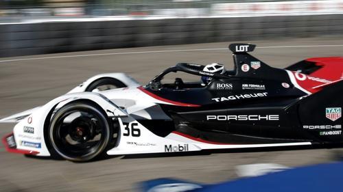 Hersteller Porsche bleibt der Formel E bis 2026 erhalten