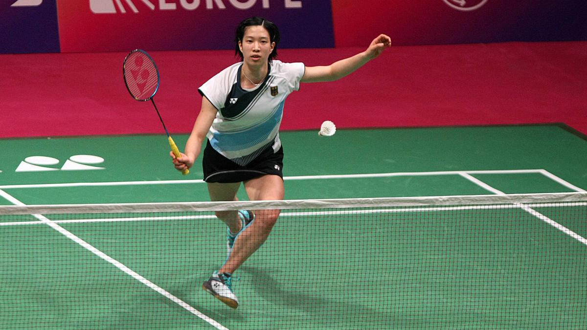 Yvonne Li ist bei der EM erfolgreich unterwegs