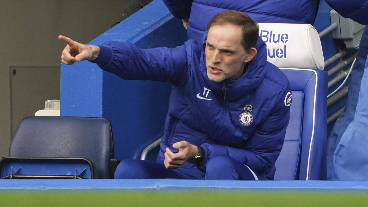 Thomas Tuchel will mit dem FC Chelsea ins Finale