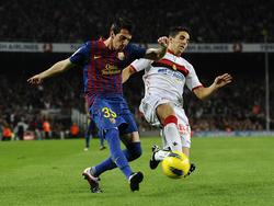 Primera División 2011/2012: FC Barcelona vs. Mallorca