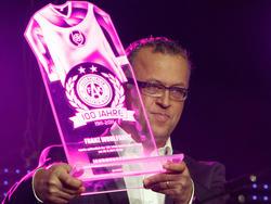 Von der Austria-Legende zum Sportdirektor: Franz Wohlfahrt