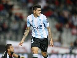 Bou hizo ocho dianas en 10 partidos de la Libertadores. (Foto: Imago)