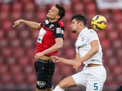 Der FC Aarau wittert seine Chance