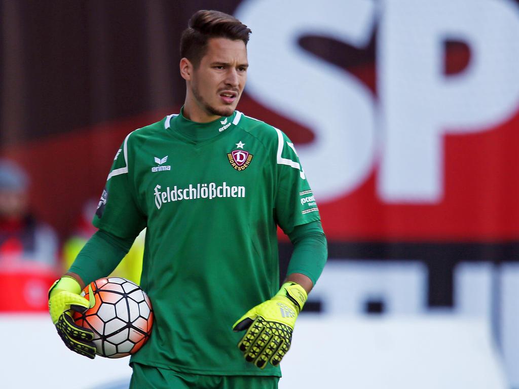 Janis Blaswich fällt gegen den SV Wehen Wiesbaden aus