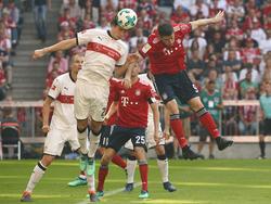 VfB Stuttgart schafft Sensation beim deutschen Meister Bayern München