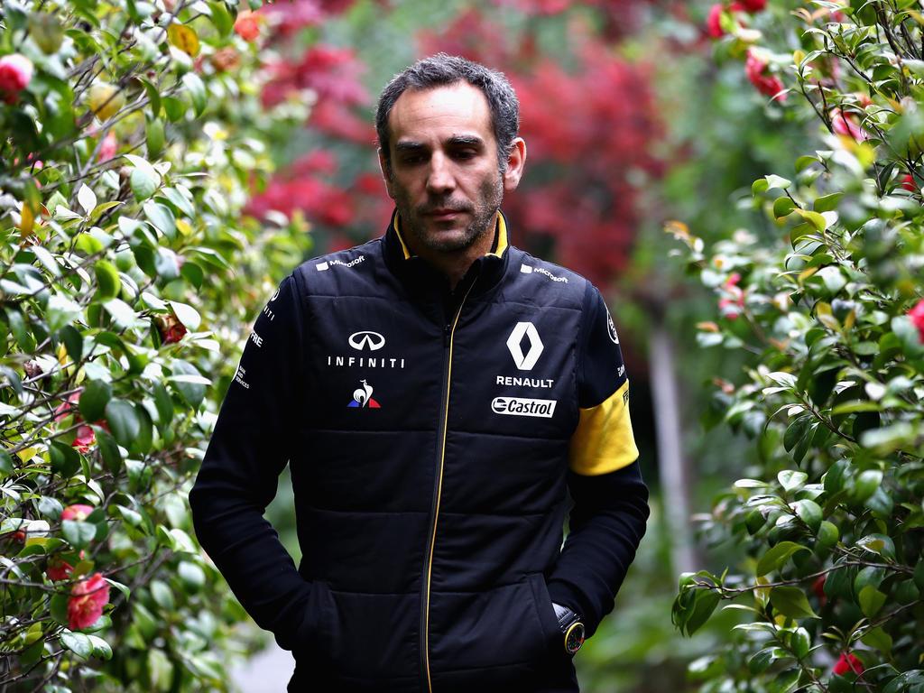 Renault-Chef Abiteboul fürchtet ein erneutes Auftreten der Probleme von Barcelona