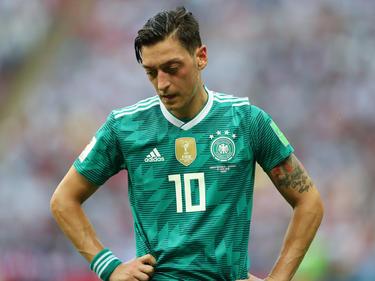 Mesut Özil ofreció un nivel muy bajo en su participación en Rusia. (Foto: Getty)