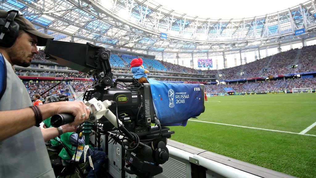 Fernsehpiraterie ist auch bei dieser WM ein umstrittenes Thema