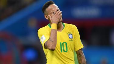 Neymar zeigt erste Einsicht