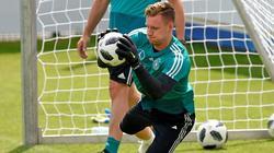 Bernd Leno steigt ins DFB-Training ein