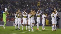 Boca volvió a ganar en su estadio contra el Colón. (Foto: Getty)