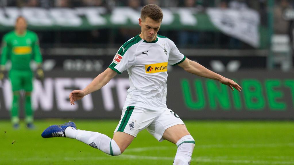 Gladbach-Abwehrchef Matthias Ginter in der Premier League heiß begehrt