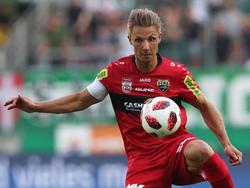 Defensivspieler Philipp Netzer bleibt den Altachern treu
