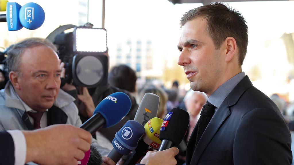Philipp Lahm will nicht DFB-Präsident werden