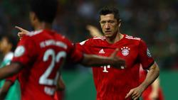 Lewandowski considera su patria deportiva al Bayern.