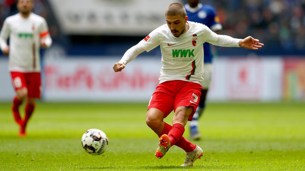 Konstantinos Stafylidis wechselt nach Hoffenheim