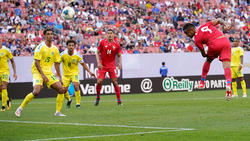 Gabriel Torres marcó el cuarto gol de Panamá.