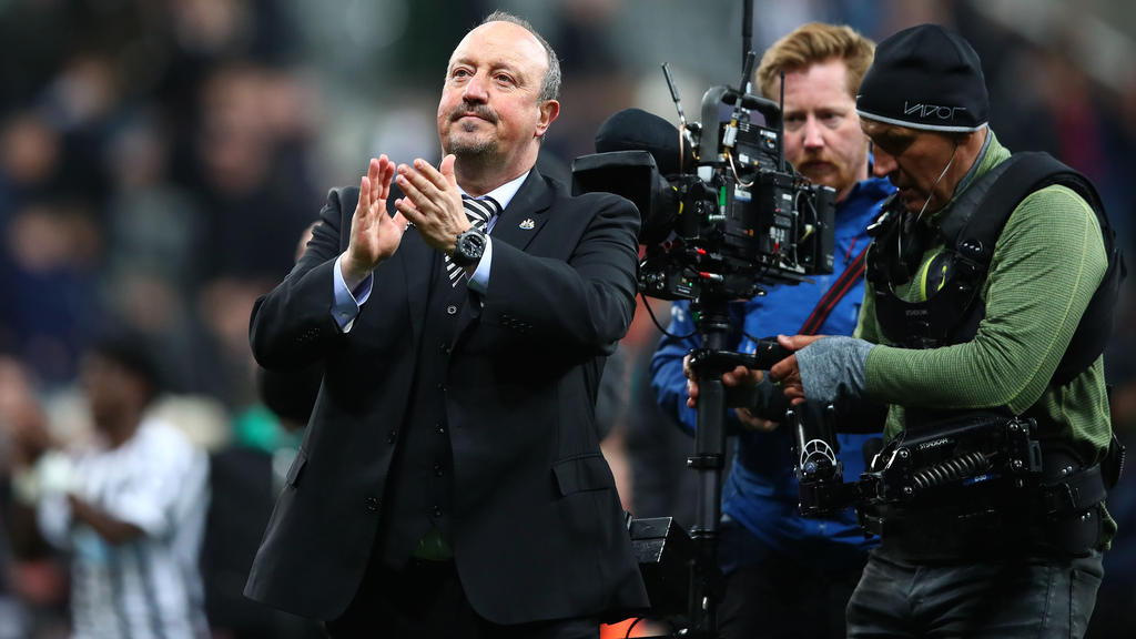 Rafael Benitez verlässt Newcastle