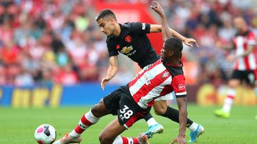 Der FC Southampton rang Manchester United einen Punkt ab