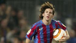 Lionel Messi prägte beim FC Barcelona eine Ära