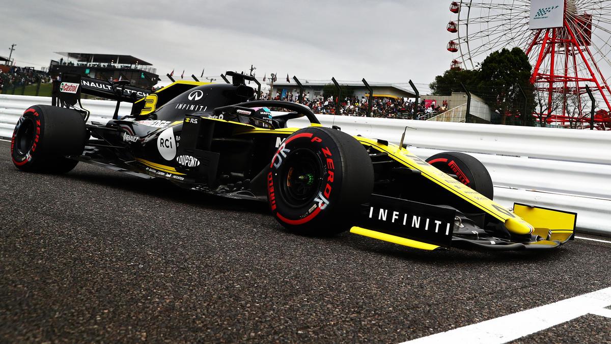 System nicht ganz legal: Renault verliert in Suzuka neun Punkte