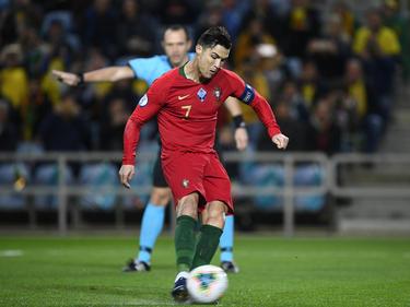 Ronaldo quiere seguir haciendo historia con su país.