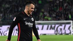Filip Kostic hätte Eintracht Frankfurt im Sommer gerne verlassen