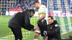 Musste gegen Schalke ausgewechselt werden: Tony Jantschke