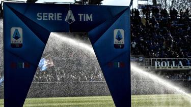 In Italien rollt wieder der Ball