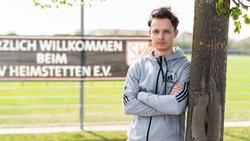Luca Beckenbauer will den Sprung in die Bundesliga schaffen