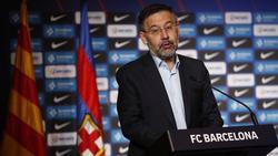 Josep Maria Bartomeu, Klubpräsident des FC Barcelona