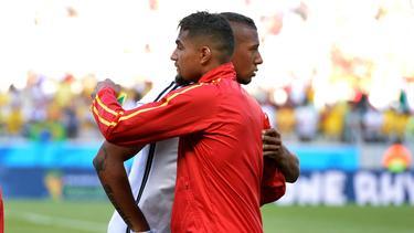 Die Boateng-Brüder stammen aus der Jugend von Hertha BSC