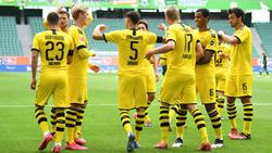 Dortmunds Stars sicherten sich zuletzt die Vize-Meisterschaft