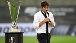 Antonio Conte hat seine Zukunft in Mailand offen gelassen