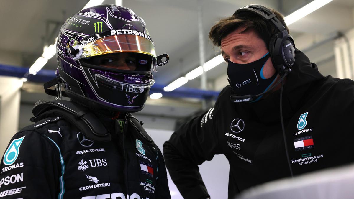 Lewis Hamilton und Toto Wolff: Wann finden sie zusammen?