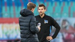 Muss eine zehntägige Quarantäne einhalten: Hertha-Keeper Rune Jarstein
