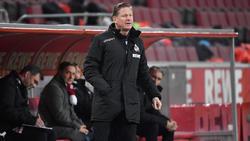 Markus Gisdol hat vor dem Duell beim BVB vor Erling Haaland gewarnt