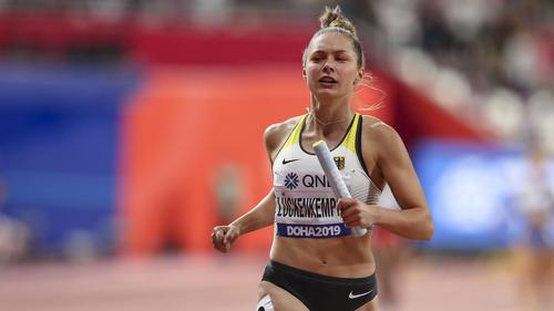 Will die 100 Meter wieder unter elf Sekunden laufen: Gina Lückenkemper