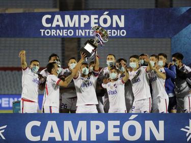 Nacional volvió a proclamarse campeón de Uruguay.