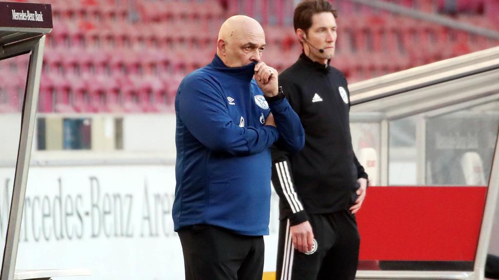 Der FC Schalke rast mit Vollgas Richtung Abstieg