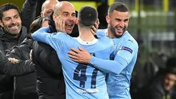 Pep Guardiola steht mit Manchester City im lang ersehnten Finale der Champions League