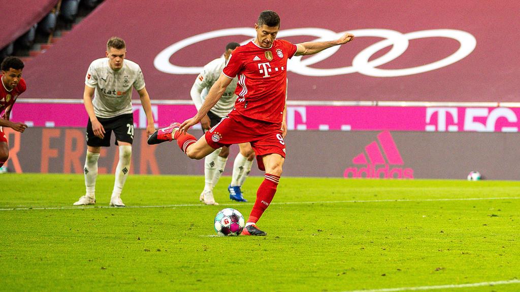 Bundesliga News Das Fordert Der Fc Bayern Fur Robert Lewandowski