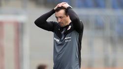 Steht bei Eintracht Braunschweig vor dem Aus: Daniel Meyer