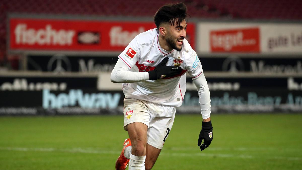Nicolás González wird den VfB Stuttgart im Sommer wohl verlassen