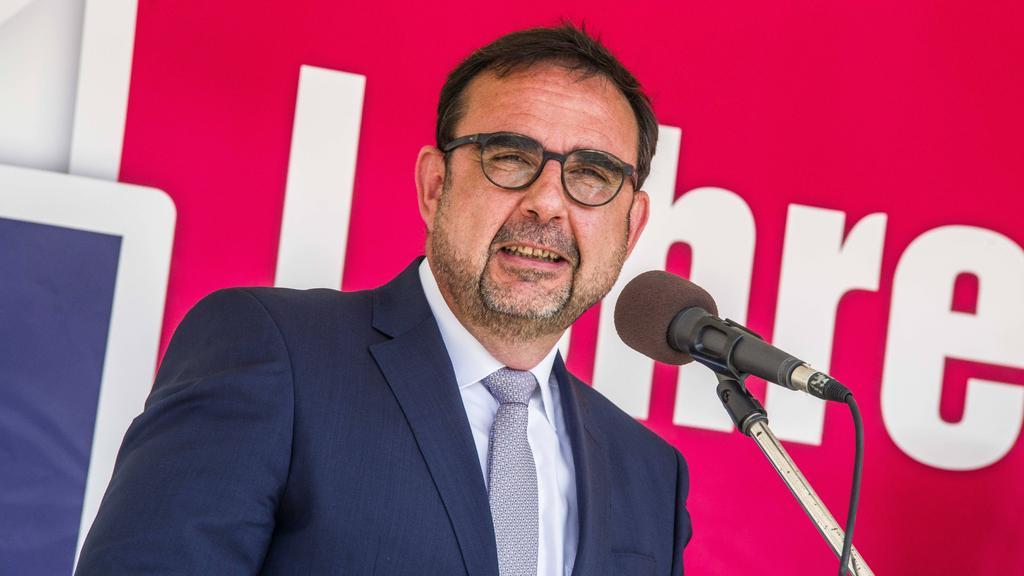 Klaus Holetschek (CSU) ist der Gesundheitsminister von Bayern
